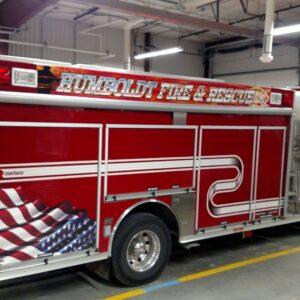 Pancake Breakfast - Humboldt Fire & Rescue @ Humboldt Fire Station